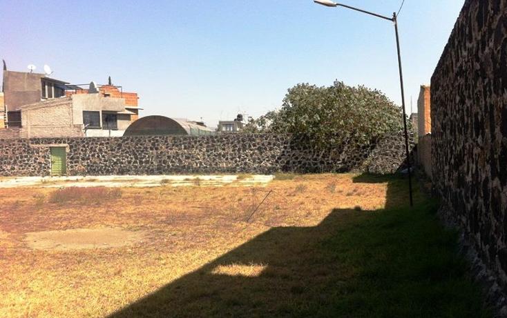 Foto de terreno habitacional en venta en  18, san juan, tl?huac, distrito federal, 506016 No. 01