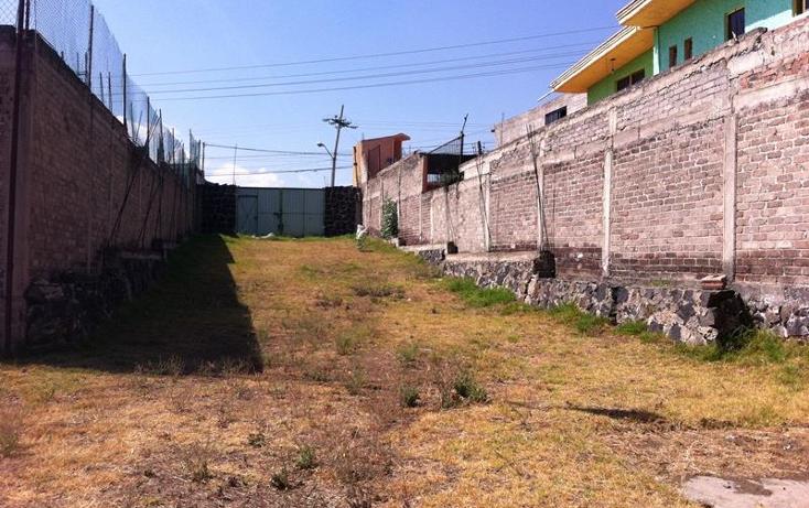 Foto de terreno habitacional en venta en  18, san juan, tl?huac, distrito federal, 506016 No. 04