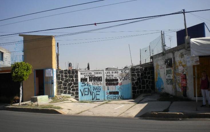 Foto de terreno habitacional en venta en  18, san juan, tl?huac, distrito federal, 506016 No. 05