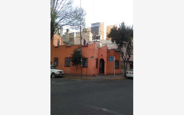 Foto de casa en venta en  18, tacubaya, miguel hidalgo, distrito federal, 1634784 No. 01