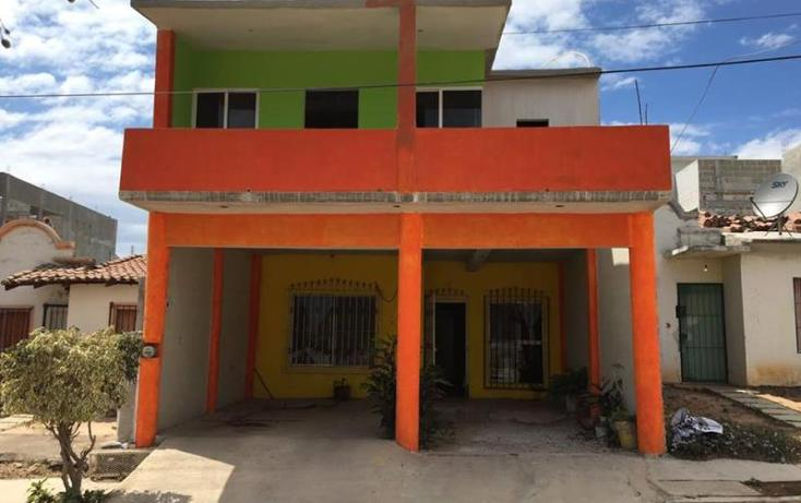 Foto de casa en venta en  18, vida mejor, tuxtla gutiérrez, chiapas, 1650926 No. 01