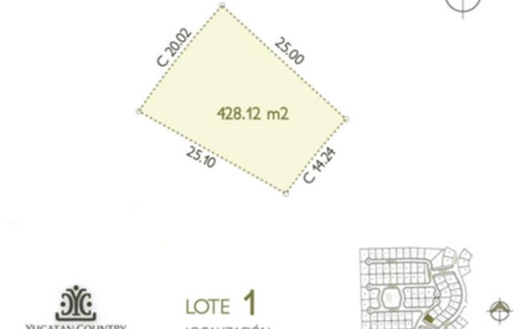 Foto de terreno habitacional en venta en  18, yucatan, m?rida, yucat?n, 1517296 No. 01
