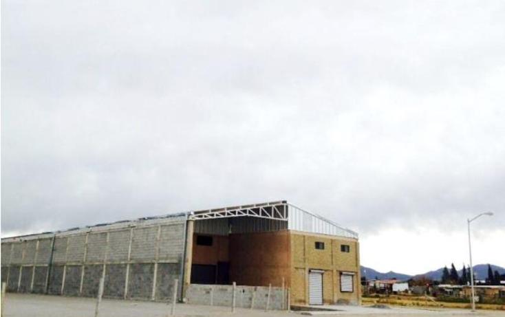 Foto de nave industrial en renta en  180, derramadero, saltillo, coahuila de zaragoza, 1592998 No. 03
