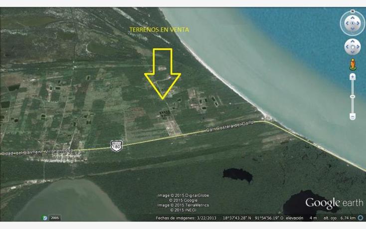 Foto de terreno comercial en venta en  180, puerto rico, carmen, campeche, 1691664 No. 01