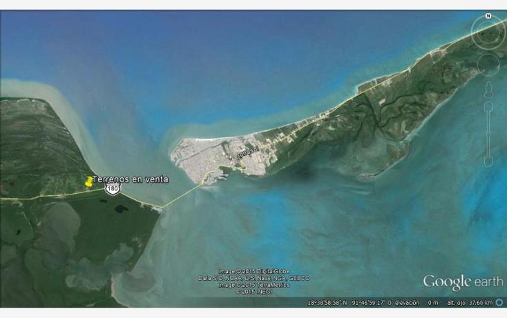 Foto de terreno comercial en venta en  180, puerto rico, carmen, campeche, 1691664 No. 03