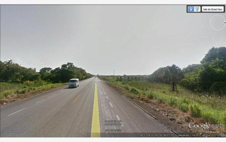 Foto de terreno comercial en venta en  180, puerto rico, carmen, campeche, 1691664 No. 04