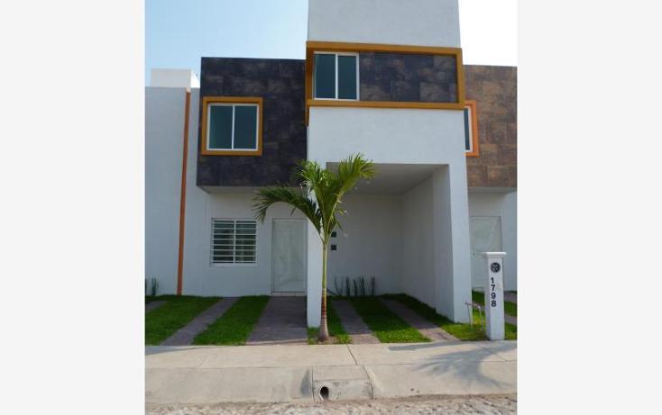 Foto de casa en venta en  1800, margaritas, colima, colima, 1780130 No. 01
