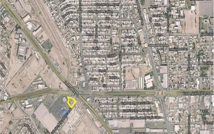 Foto de terreno comercial en venta en  1801, mediterr?neo, mexicali, baja california, 878885 No. 01