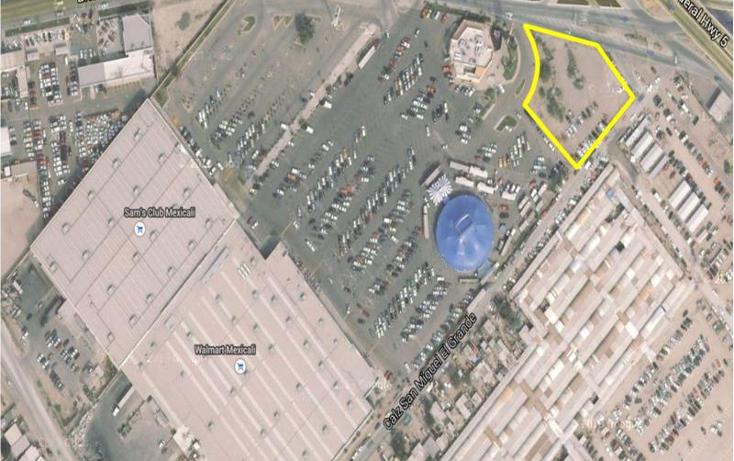Foto de terreno comercial en venta en  1801, mediterr?neo, mexicali, baja california, 878885 No. 02
