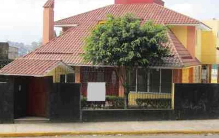 Foto de casa en venta en  183, obrero campesina, xalapa, veracruz de ignacio de la llave, 1017793 No. 01