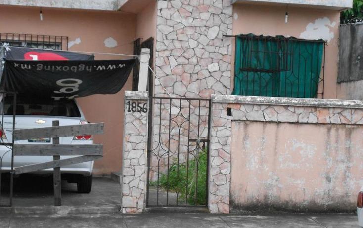 Foto de casa en venta en  1856, unidad veracruzana, veracruz, veracruz de ignacio de la llave, 422654 No. 01