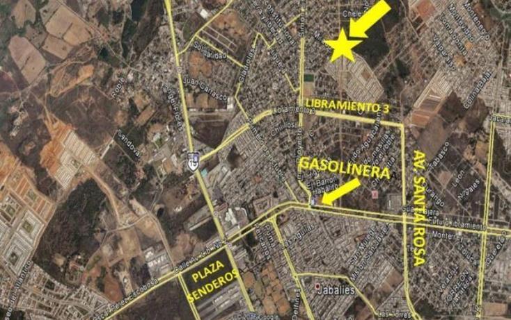 Foto de terreno habitacional en venta en andador m 186, ampliación valle del ejido, mazatlán, sinaloa, 2667193 No. 04
