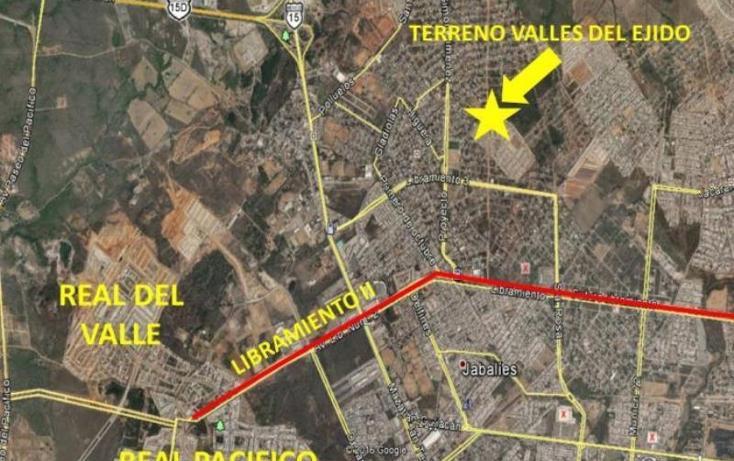 Foto de terreno habitacional en venta en andador m 186, ampliación valle del ejido, mazatlán, sinaloa, 2667193 No. 05