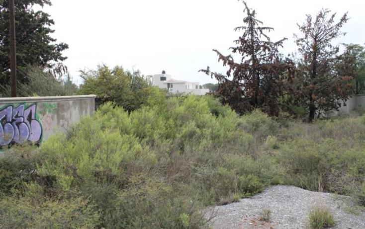 Foto de terreno habitacional en venta en  187, lomas de lourdes, saltillo, coahuila de zaragoza, 387580 No. 06