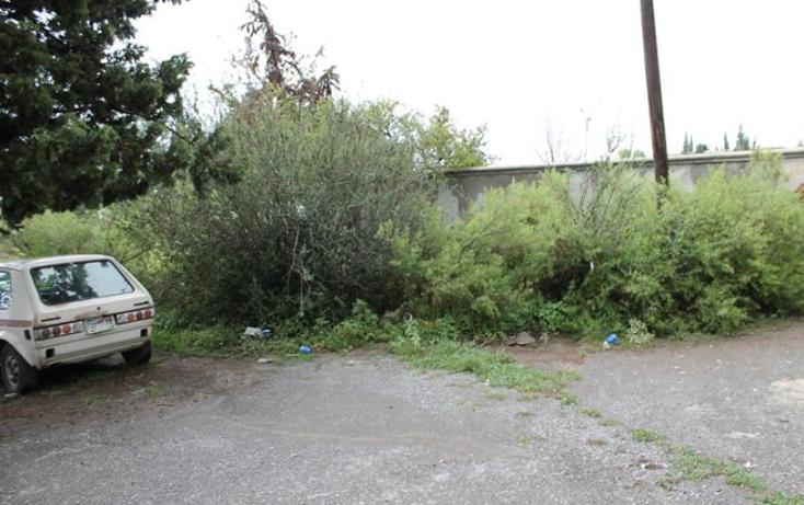 Foto de terreno habitacional en venta en  187, lomas de lourdes, saltillo, coahuila de zaragoza, 387580 No. 07
