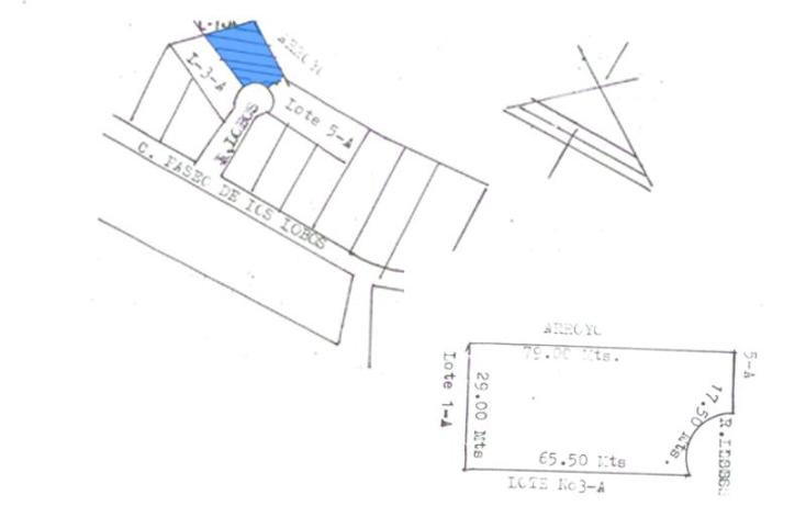 Foto de terreno habitacional en venta en  187, lomas de lourdes, saltillo, coahuila de zaragoza, 387580 No. 08
