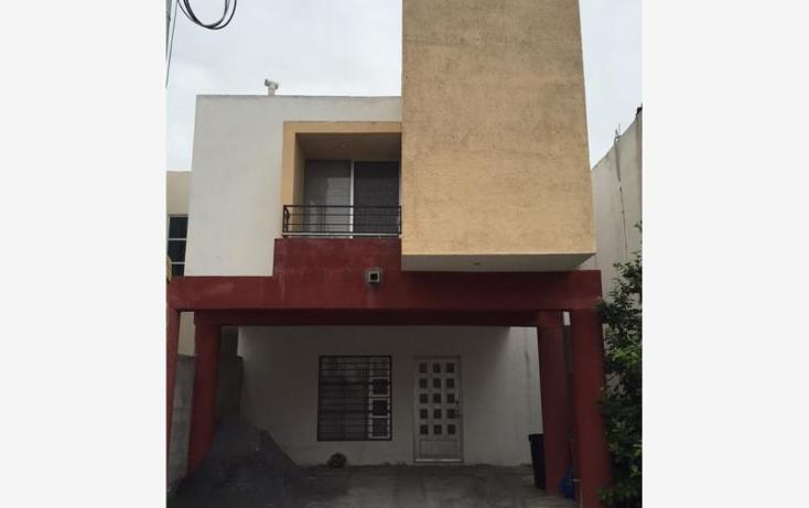 Foto de casa en venta en  187, villas de escobedo, general escobedo, nuevo león, 1783200 No. 01