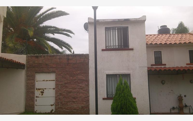 Foto de casa en venta en  1894, geovillas los olivos, san pedro tlaquepaque, jalisco, 381983 No. 01