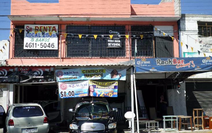Foto de edificio en venta en  , 19 de septiembre, ecatepec de morelos, m?xico, 1636168 No. 01
