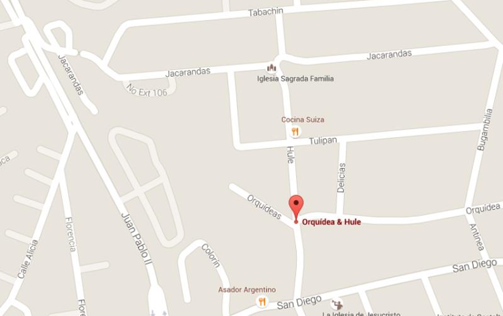 Foto de terreno habitacional en venta en  19, delicias, cuernavaca, morelos, 1423117 No. 02