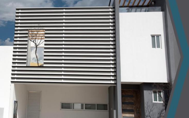 Foto de casa en venta en  19, desarrollo habitacional zibata, el marqués, querétaro, 1455889 No. 01