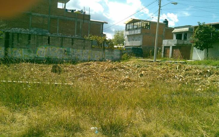 Foto de terreno comercial en venta en  19, itzicuaro, morelia, michoac?n de ocampo, 759867 No. 01