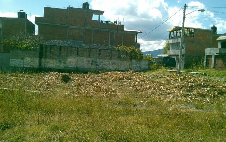 Foto de terreno comercial en venta en  19, itzicuaro, morelia, michoac?n de ocampo, 759867 No. 02