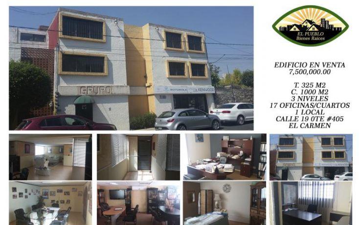 Foto de casa en venta en 19 oriente 405, el carmen, santiago miahuatlán, puebla, 2010584 no 01