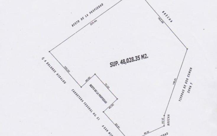 Foto de terreno habitacional en venta en  19, san miguel de allende centro, san miguel de allende, guanajuato, 805935 No. 18