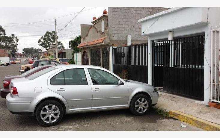 Foto de casa en venta en  19, santa cruz venta de carpio, ecatepec de morelos, méxico, 380900 No. 01