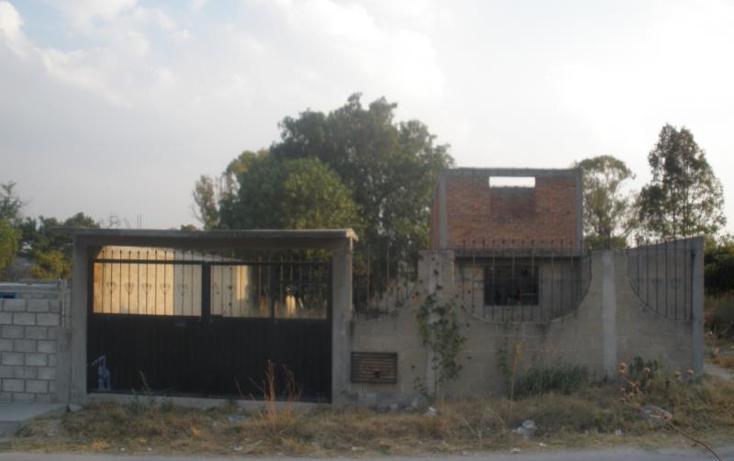 Foto de terreno habitacional en venta en  19, tlaxinacalpan, tepeji del río de ocampo, hidalgo, 421852 No. 01