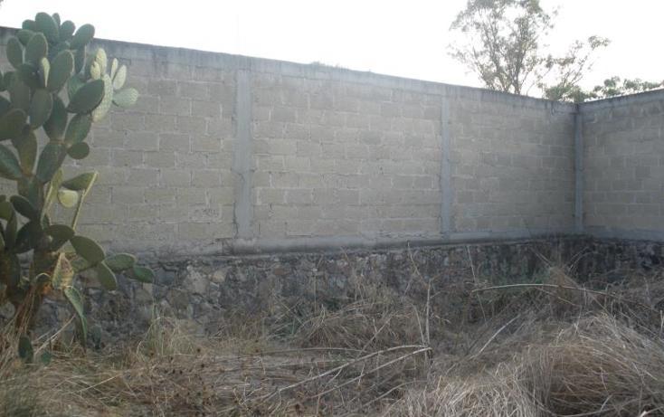 Foto de terreno habitacional en venta en  19, tlaxinacalpan, tepeji del río de ocampo, hidalgo, 421852 No. 04