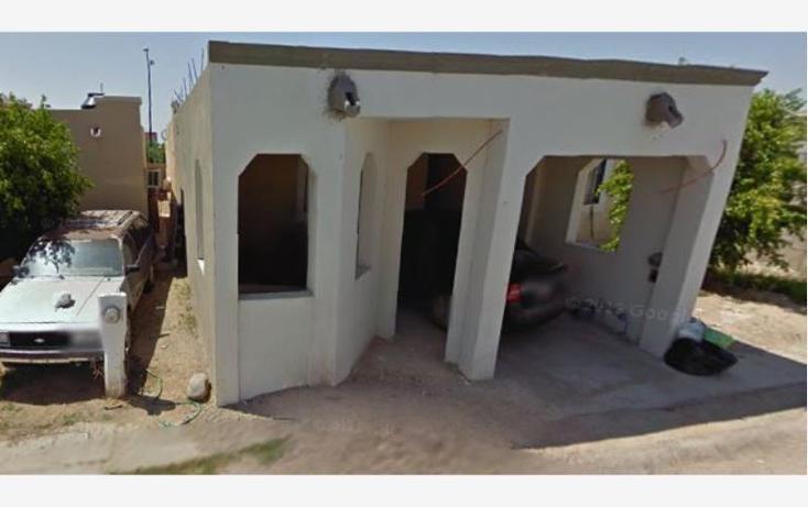 Foto de casa en venta en  194, villa verde, hermosillo, sonora, 1978728 No. 01