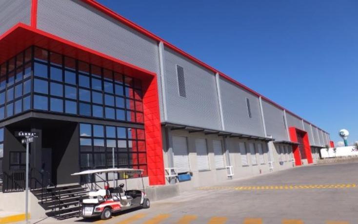 Foto de nave industrial en renta en carretera méxico - querétaro 195, san cristobal (el colorado), el marqués, querétaro, 2708335 No. 01