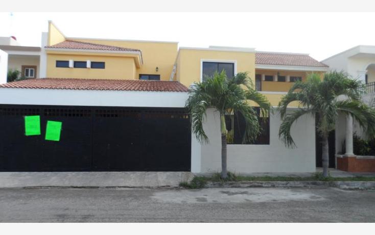 Foto de casa en venta en  198, francisco de montejo, m?rida, yucat?n, 1395019 No. 01