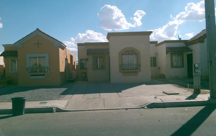 Foto de casa en venta en  1984, residencial barcelona, mexicali, baja california, 1535994 No. 01