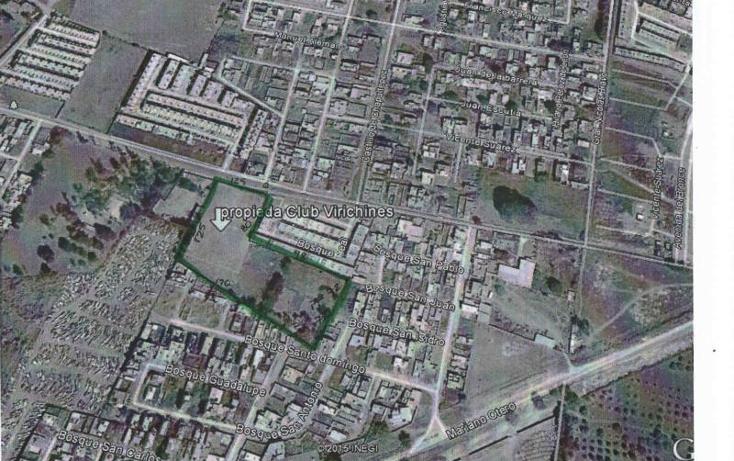 Foto de terreno habitacional en venta en  199, el fort?n, zapopan, jalisco, 1393091 No. 17