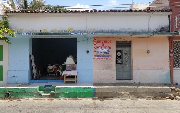 Foto de casa en venta en  , villaflores centro, villaflores, chiapas, 1834286 No. 01
