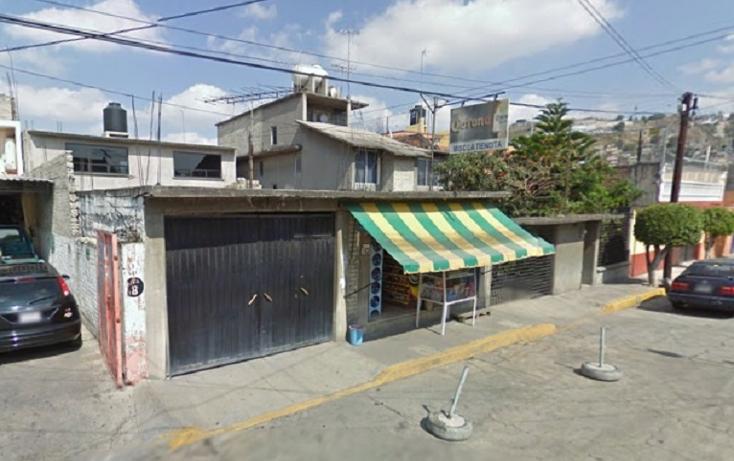 Foto de casa en venta en  , el potrero, atizapán de zaragoza, méxico, 996321 No. 01