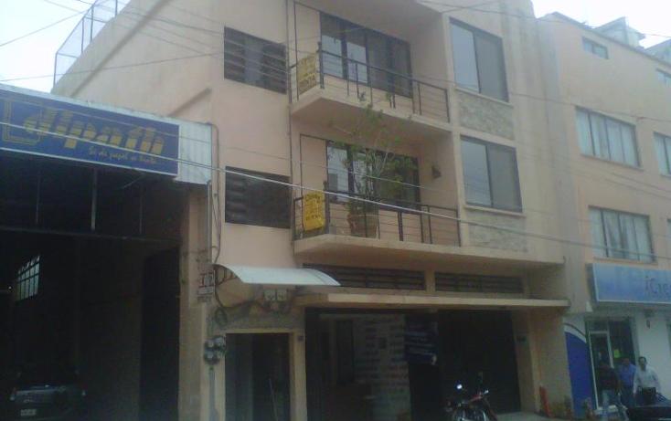 Foto de departamento en renta en  424, tuxtla gutiérrez centro, tuxtla gutiérrez, chiapas, 1180919 No. 01