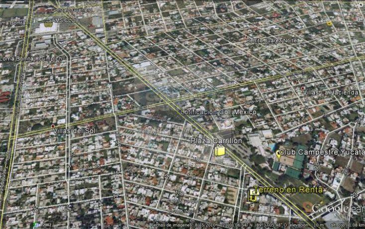 Foto de terreno habitacional en renta en 1c, campestre, mérida, yucatán, 1754796 no 08