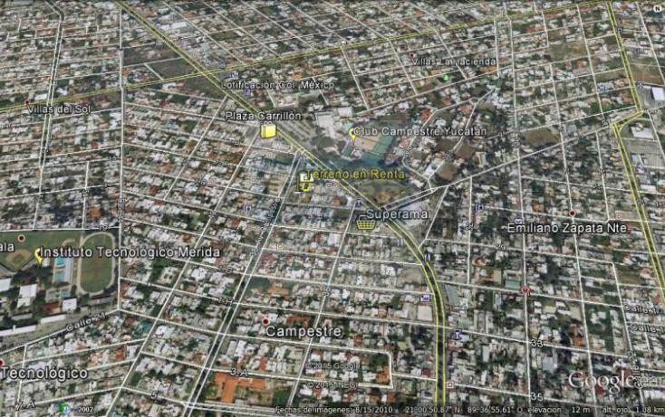 Foto de terreno habitacional en renta en 1c, campestre, mérida, yucatán, 1754796 no 09