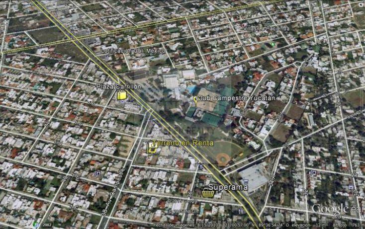Foto de terreno habitacional en renta en 1c, campestre, mérida, yucatán, 1754796 no 10
