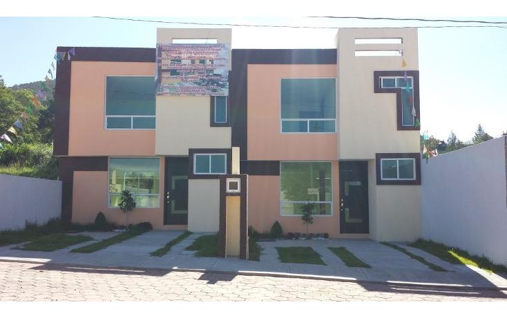 Foto de casa en venta en  , 1ra san bartolomé matlalohcan, tetla de la solidaridad, tlaxcala, 1065141 No. 01