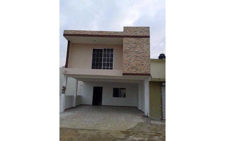 Foto de casa en venta en  , 1ro de mayo, ciudad madero, tamaulipas, 1387157 No. 01