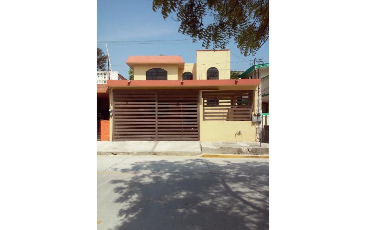 Foto de casa en venta en  , 1ro de mayo, ciudad madero, tamaulipas, 1940692 No. 01