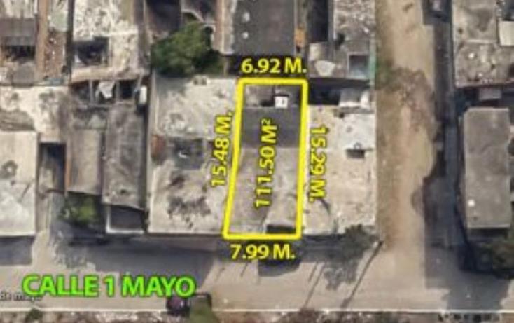 Foto de terreno habitacional en venta en  2, 12 de mayo, mazatlán, sinaloa, 1688800 No. 01