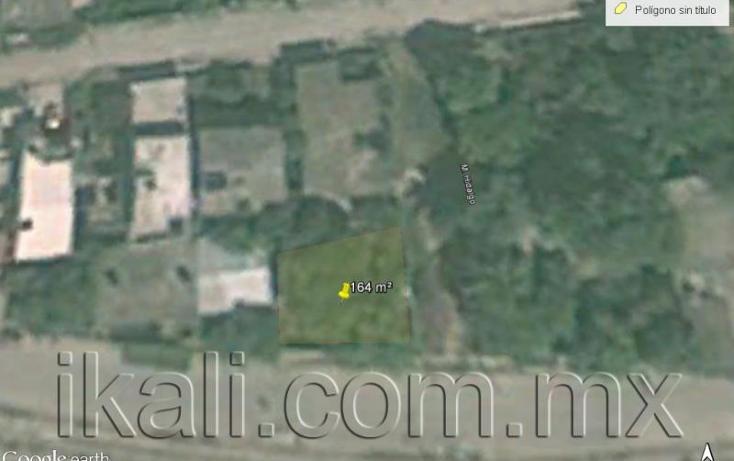 Foto de terreno habitacional en venta en  2, adolfo ruiz cortines, tuxpan, veracruz de ignacio de la llave, 1427991 No. 04
