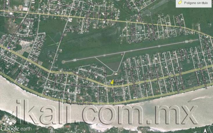Foto de terreno habitacional en venta en  2, adolfo ruiz cortines, tuxpan, veracruz de ignacio de la llave, 1427991 No. 06