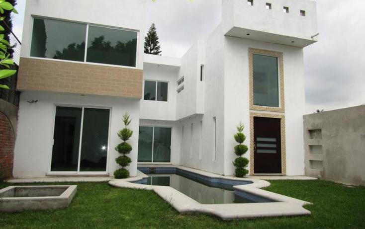 Foto de casa en venta en  2, altos de oaxtepec, yautepec, morelos, 2021284 No. 01